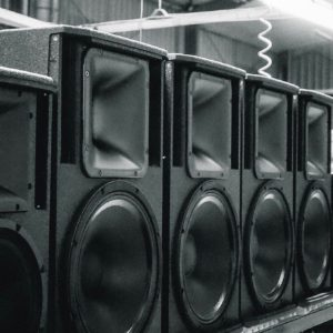 FULL RANGE SPEAKERS