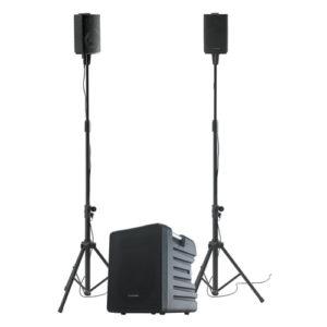 actieve speaker sets#actieve luidsprekers#actieve speakers aanbiedingen#pro audio#event#concert#singer#dance#lesgeven# cafe#PA systeem#line array