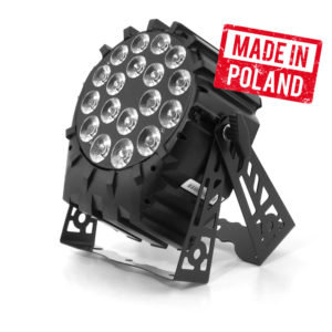 LED PAR 64 18x10W 4in1 RGBW COURT Mk2